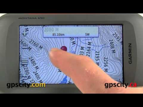 Comparing Garmin Topo Canada and Backroad GPS Maps with GPS