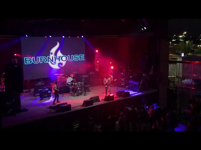 "BURNHOUSE performing ""Inner Paradise""- original"