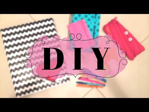 DIY: Customização de Cadernos - Faça você mesma from YouTube · Duration:  8 minutes 3 seconds