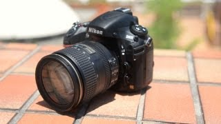 Nikon 24-120mm f/4 VR G Hands-on Review (feat. Canon 24-105mm)
