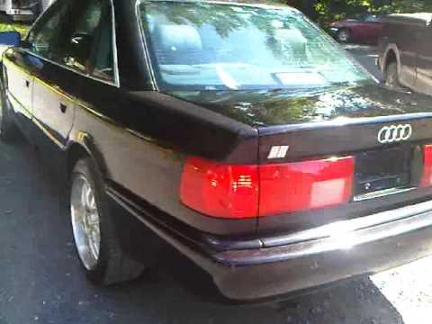 1996 Audi S6 A Youtube