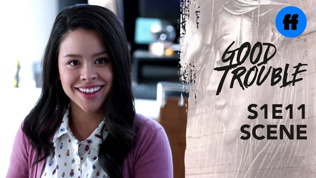 Download Good Trouble Season 1, Episode 11   Mariana Gets to Pitch   Freeform