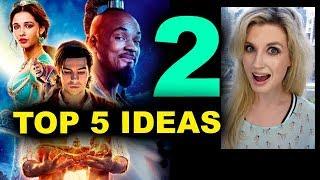 Aladdin 2 Sequel - Beyond The Trailer