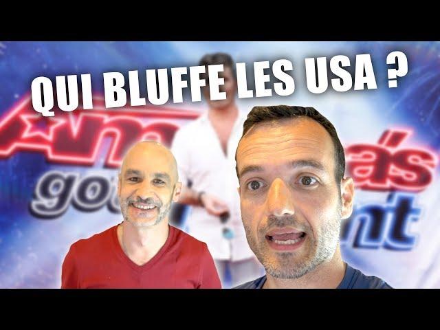 Comment un Français a bluffé les Etats-Unis