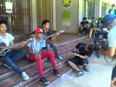 Behind the scene KMJS GMA (JHONG MADALIDAY)