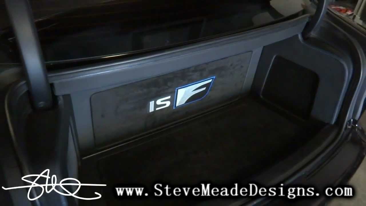 Update Smd Lexus Isf Sound System Install 99 Complete