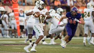 Southeastern Louisiana vs NW State Highlights Offense 9.30.17