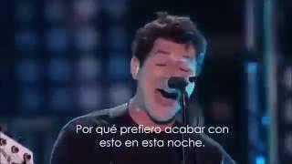 Pierce the veil - Bulls in the Bronx (subtitulos en español)
