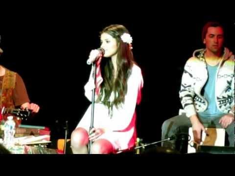 "Selena Gomez & The Scene - ""A Year Without Rain"""