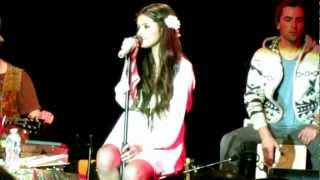 "Selena Gomez & The Scene - ""A Year Without Rain"""