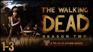 The Walking Dead (Season 2) | 1-3 | D.I.Y Surgery.