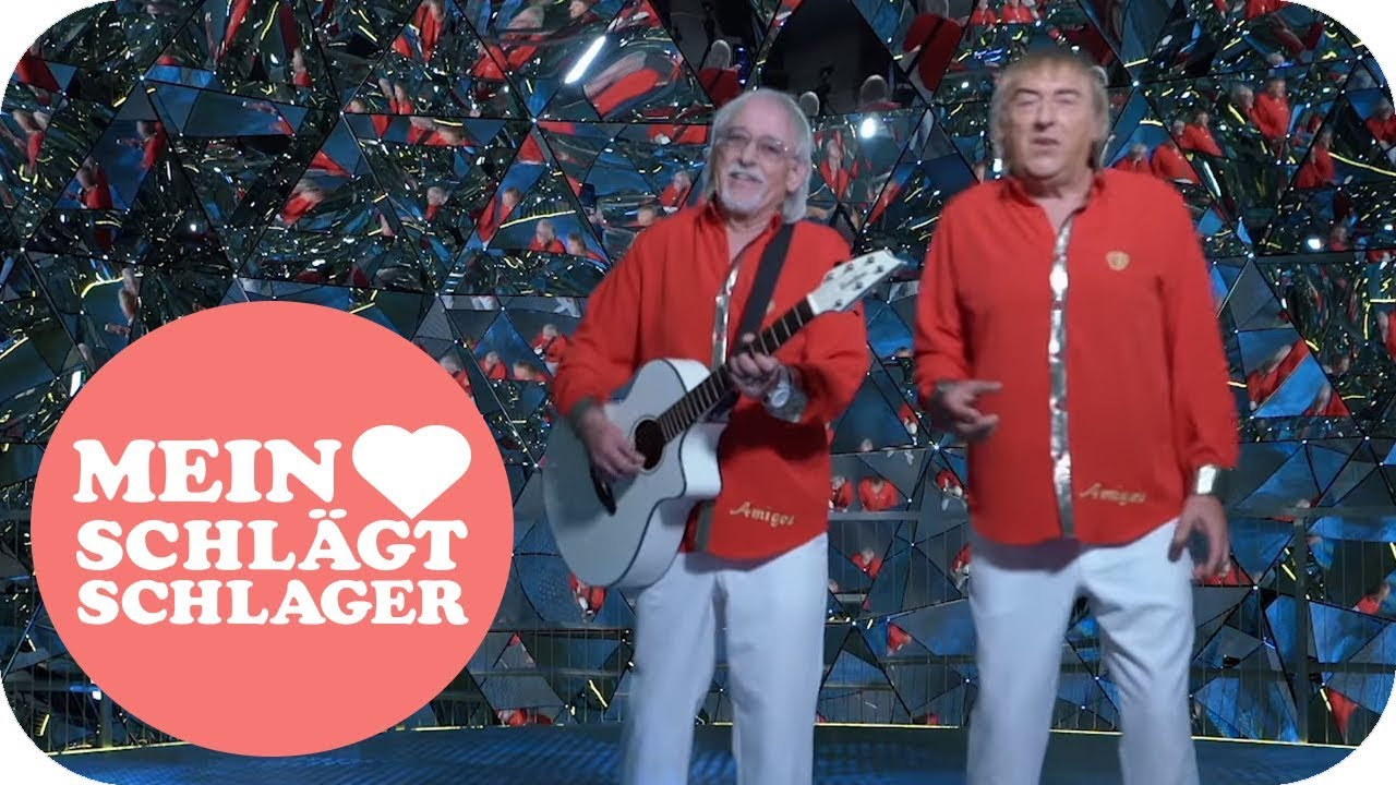 Amigos - 110 Karat (Offizielles Musikvideo)