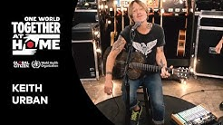 """Keith Urban performs """"Higher Love"""" 