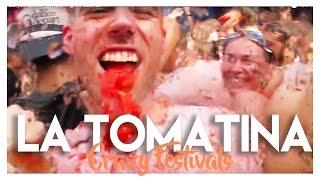 LA TOMATINA TOMATO FIGHT FESTIVAL SPAIN