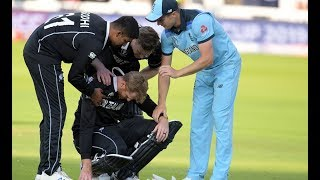 Some Best Moments from World cup final England Vs New Zealand 2019