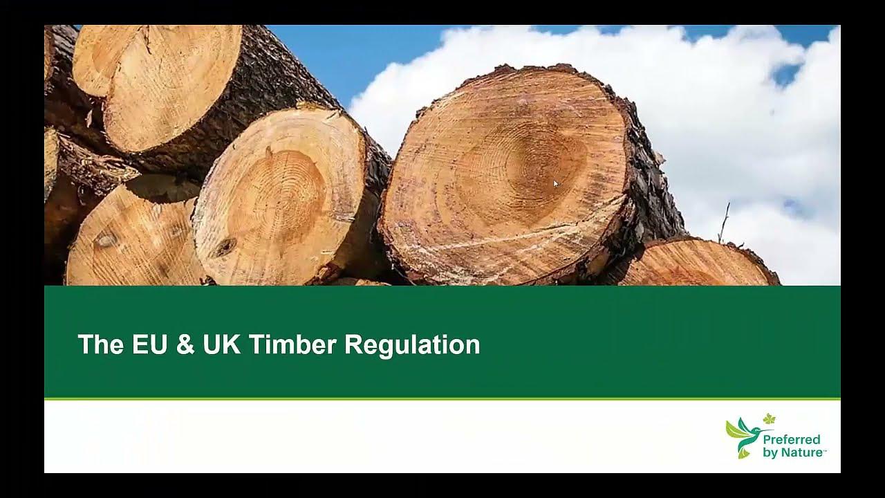 Introduction to the UK & EU Timber Regulations