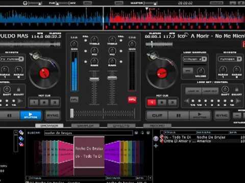 AMERICO,NOCHE DE BRUJAS,GARRAS DE AMOR...MIX (lo ultimo)!!!!DJ CHAURA!!!.mp4
