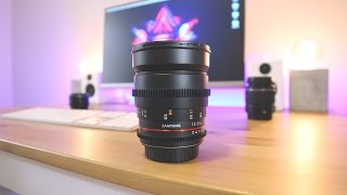 видео Обзор объектива Samyang 24mm f/1.4 ED AS UMC