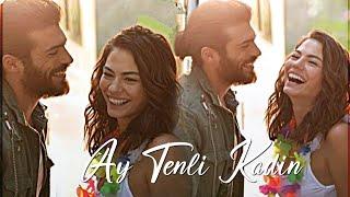 Can e Sanem | Ay Tenli Kadin - Ufuk Beydemir Resimi