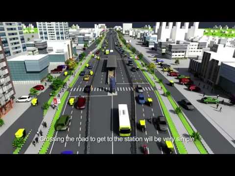 iBus Indore BRTS) Video   Short