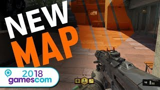 BLACK OPS 4 : NOUVELLE MAP «ARSENAL» (Gameplay Gamescom)