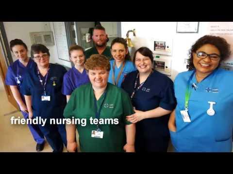 Singleton Hospital, Swansea Bay