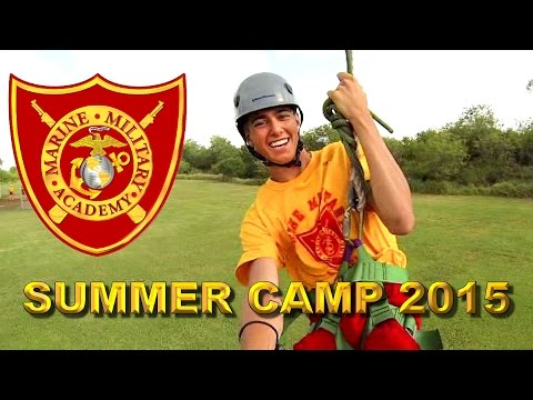Marine Military Academy - Summer Camp 2015
