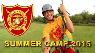 Marine Military Academy - Summer Camp 2015