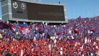 2009年11月3日、国立競技場でFC東京vs川崎のナビスコカップ決勝戦が行わ...