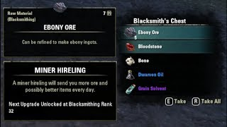 Elder Scrolls Online Hireling Overview Worth the Points? Guide