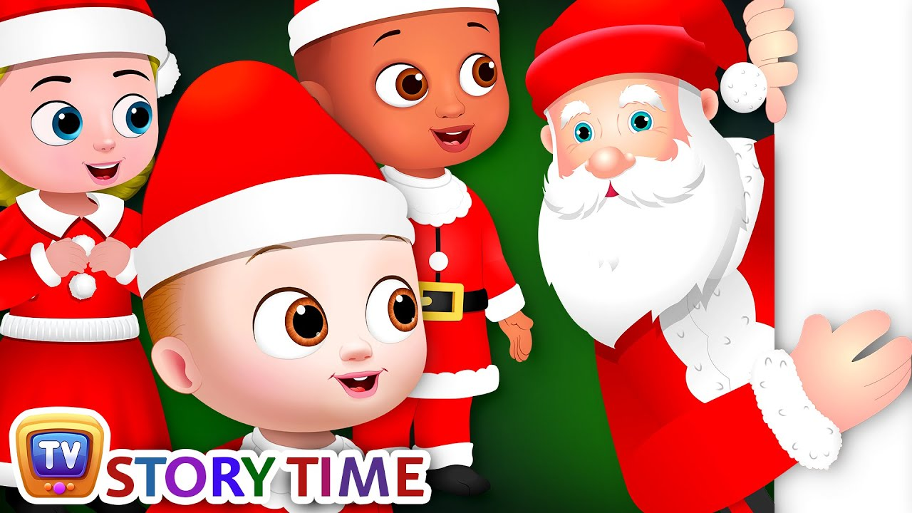 Where is Santa Claus? - Merry Christmas 2020 - ChuChu TV Christmas Stories for Kids