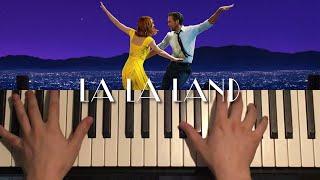HOW TO PLAY - La La Land - Mia & Sebastian's Theme [Late For The Date] (Piano Tutorial Lesson)
