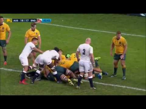Three Nil. Australia vs England. Sydney. 25 6 2016. Series Whitewash.