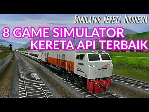 8 Game Simulator Kereta Api Terbaik