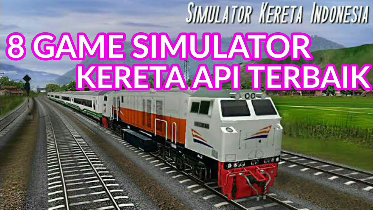 Games Simulator Kereta Api