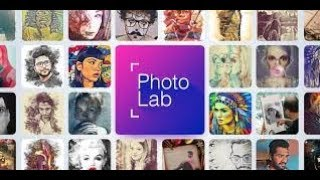 Photo Lab Picture Editor: face effects, art frames #best editing app