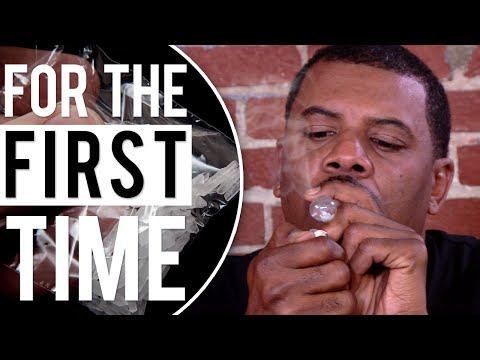 People Smoke Crystal Meth 'For the First Time'