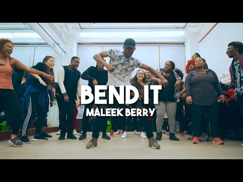 Maleek Berry - Bend It | Meka Oku & NK Choreography