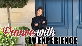 VLOG: France with LV experience!