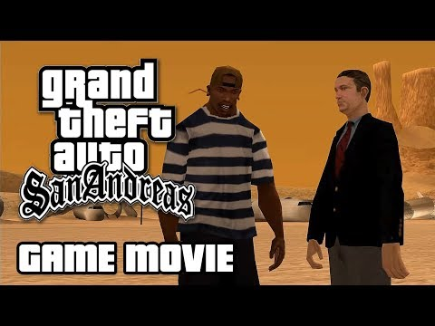 GTA San Andreas - Game Movie (1080p 50fps)