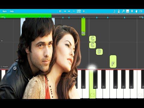 Phir Mohabbat PIANO Tutorial EASY (Piano Cover) Murder 2