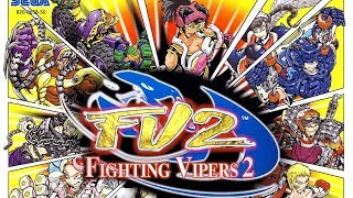 Dreamcast: Fighting Vipers 2! Quick Look - YoVideogames