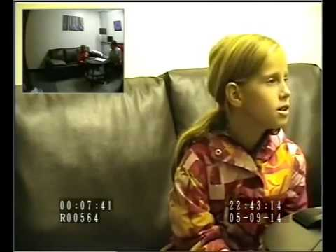 Hampstead Christ Church Satanic Ritual Child Abuse Cover-up - Police testimony of Child 1 (reupload)