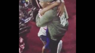 Girl Colapsed As Tekno Performs His Song In Siera Leone