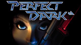 Perfect Dark - The Greatest FPS Of All Time