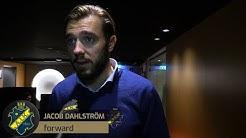 """Jacob Dahlström: """"Det gör vi varje dag"""""""