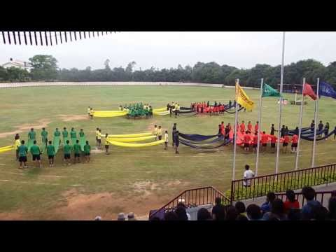 Sports' Day 2013 - Creative element of the Opening Ceremony