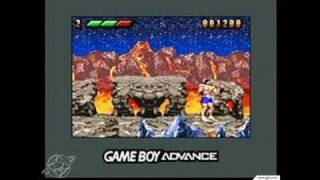 Altered Beast: Guardian of the Realms Game Boy