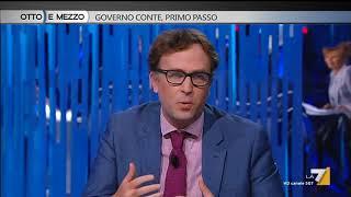 Otto e mezzo - Governo Conte, primo passo (Puntata 23/05/2018)