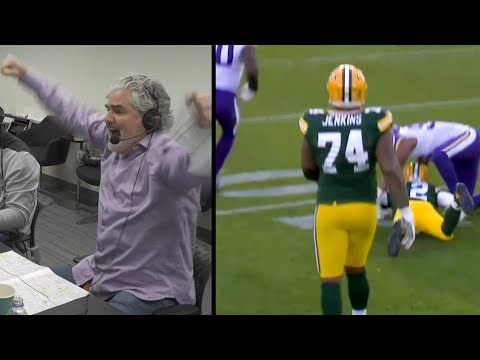 Paul Allen's Top 10 Play-by-Play Calls From the Minnesota Vikings 2020 Season